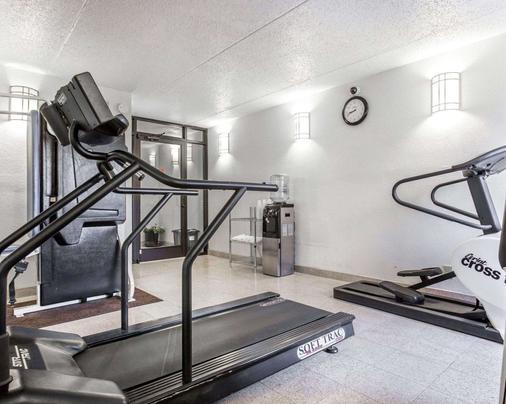Quality Inn & Suites Coliseum - Greensboro - Gym