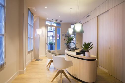 Best Western Plus Quartier Latin Pantheon - Paris - Lobby