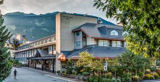 The Listel Hotel Whistler - Whistler - Building