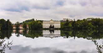 Hotel Schloss Leopoldskron - Salzburg - Building