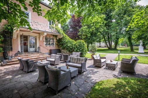 Hotel Schloss Leopoldskron - Salzburg - Bar