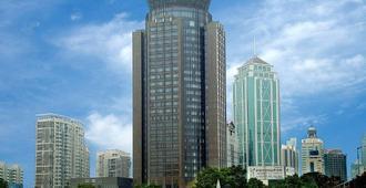 Suhou New City Garden Hotel - Suzhou - Building