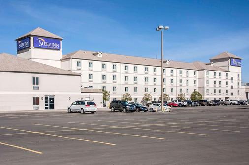 Sleep Inn & Suites - Minot - Building