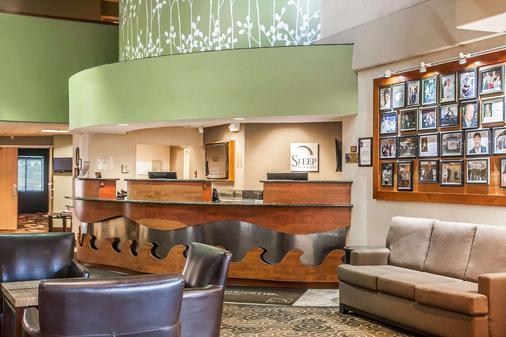 Sleep Inn & Suites - Minot - Lobby