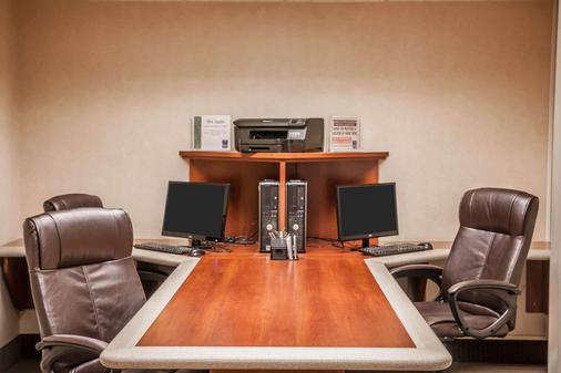 Sleep Inn & Suites - Minot - Business centre