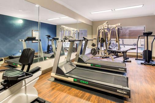 Comfort Inn & Suites Iah Bush Airport - East - Humble - Gym