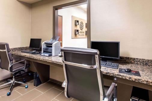 Comfort Inn & Suites Iah Bush Airport - East - Humble - Business centre