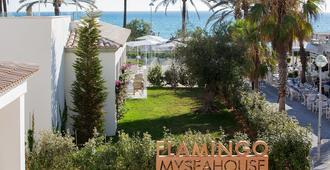 Myseahouse Hotel Flamingo - Adults Only - Palma de Mallorca - Building