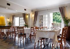 Best Western Cape Suites Hotel - Cape Town - Restaurant