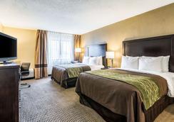 Comfort Inn Downtown - Detroit - Bedroom