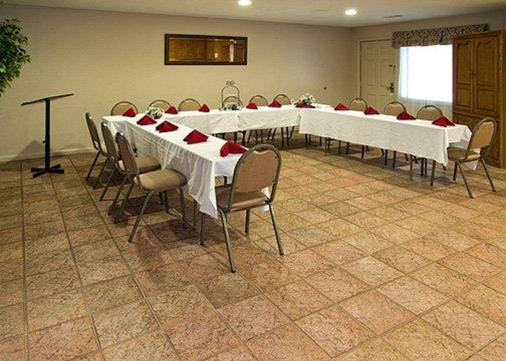 Econo Lodge Inn and Suites at Fort Benning - Columbus - Meeting room