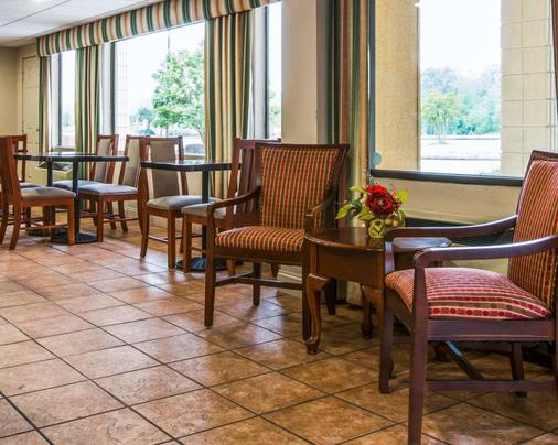 Econo Lodge Inn and Suites at Fort Benning - Columbus - Restaurant