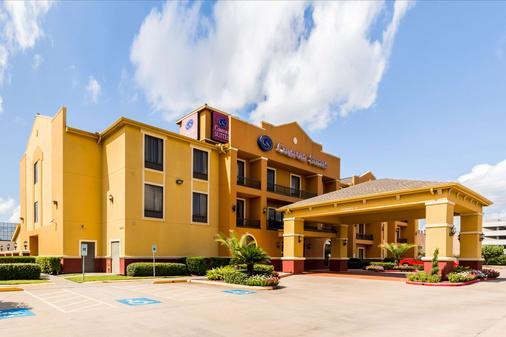 Comfort Suites Westchase - Houston - Building