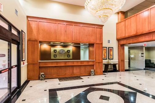 Comfort Suites Westchase - Houston - Lobby