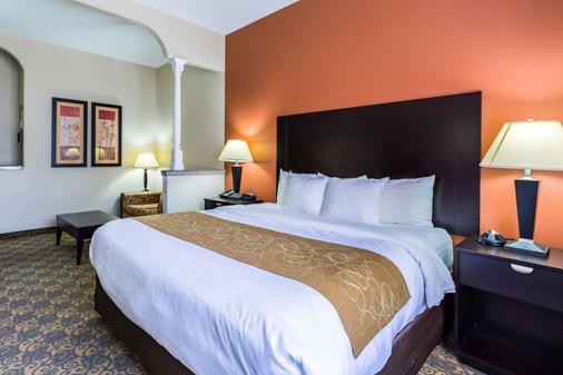 Comfort Suites Westchase - Houston - Bedroom