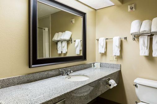 Comfort Suites Westchase - Houston - Bathroom