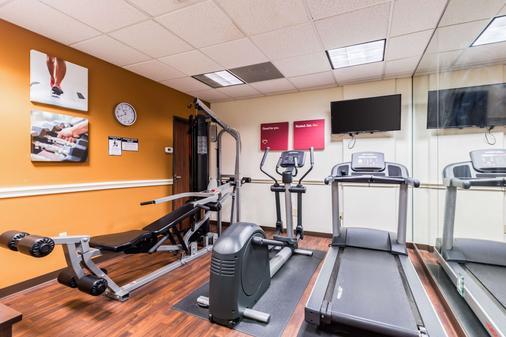 Comfort Suites Westchase - Houston - Gym