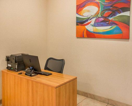Quality Inn & Suites - Winnipeg - Business centre