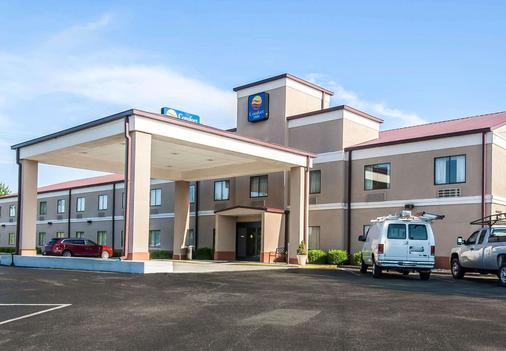 Comfort Inn - Jackson - Building