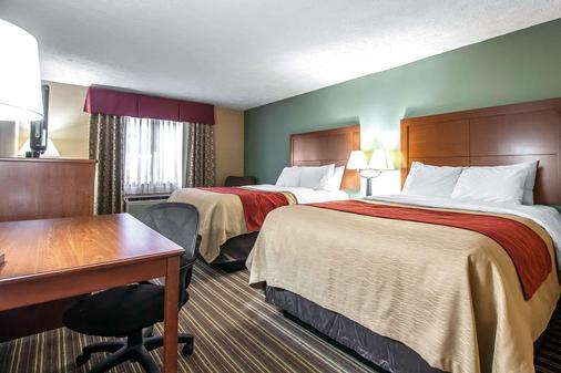 Comfort Inn - Jackson - Bedroom