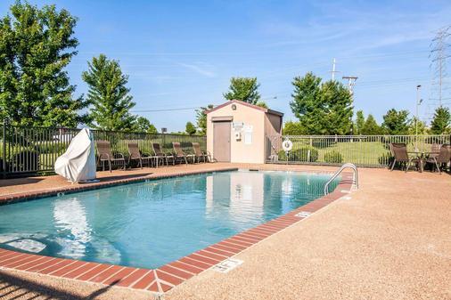 Comfort Inn - Jackson - Pool