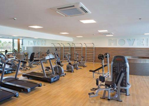 Quality Hotel & Suites Brasilia - Brasília - Gym