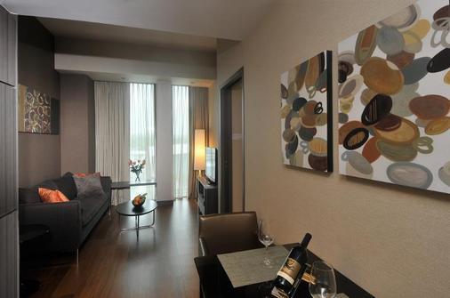 Park Avenue Changi - Singapore - Living room
