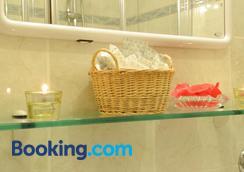 Hotel Grifone - Perugia - Bathroom