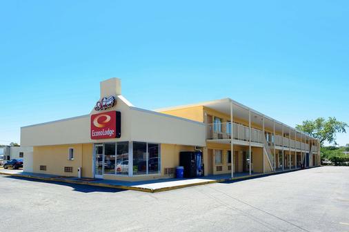 Econo Lodge Airport - Norfolk - Building