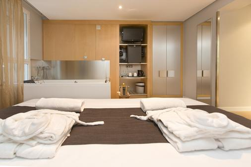 Jardin Botanico Hotel Boutique - Valencia - Bedroom