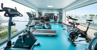 Best Semiramis - Puerto de la Cruz - Gym