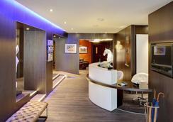 Best Western Premier Hotel de la Poste & Spa - Troyes - Lobby