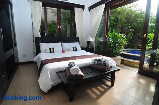 The Zen Villas - Denpasar - Bedroom