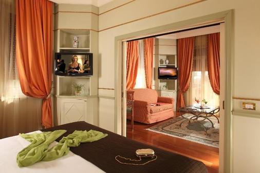 Hotel Degli Aranci - Rome - Bedroom