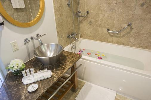 Guam Plaza Resort & Spa - Tamuning - Bathroom