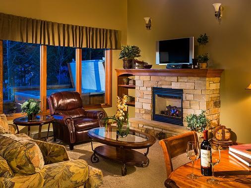 Stanley Hotel - Estes Park - Living room