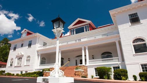 Stanley Hotel - Estes Park - Building
