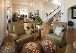 Stanley Hotel - Estes Park - Lobby