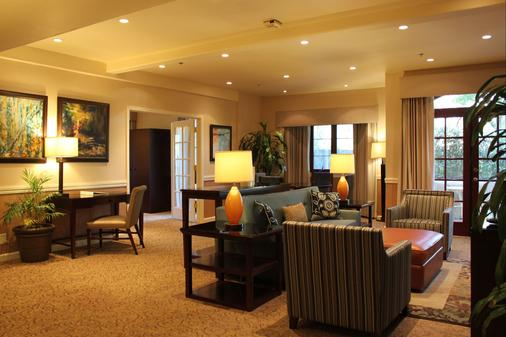 Vintners Inn - Santa Rosa - Living room