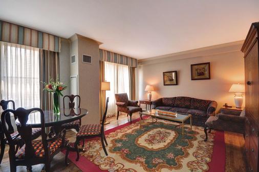 The Whitehall Hotel - Chicago - Living room