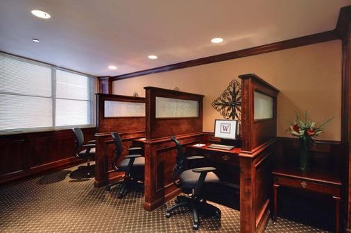 The Whitehall Hotel - Chicago - Business centre