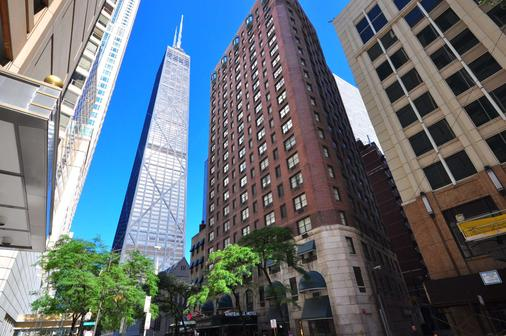 The Whitehall Hotel - Chicago - Building