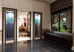 The Whitehall Hotel - Chicago - Lobby