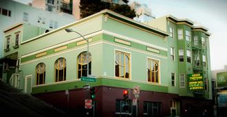 Green Tortoise Hostel San Francisco - San Francisco - Building
