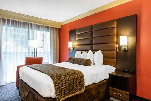The Capitol Hotel Downtown an Ascend Hotel Collection Member - Nashville - Bedroom