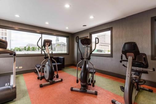 The Capitol Hotel Downtown an Ascend Hotel Collection Member - Nashville - Gym