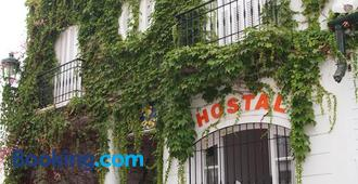 Hostal Tres Soles - Nerja - Building
