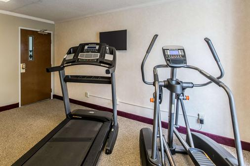 Quality Inn and Suites Evansville - Evansville - Gym
