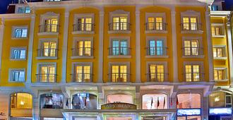 Lady Diana Hotel - Istanbul - Building
