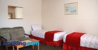 Coachman's Lodge Motel - Whanganui - Bedroom